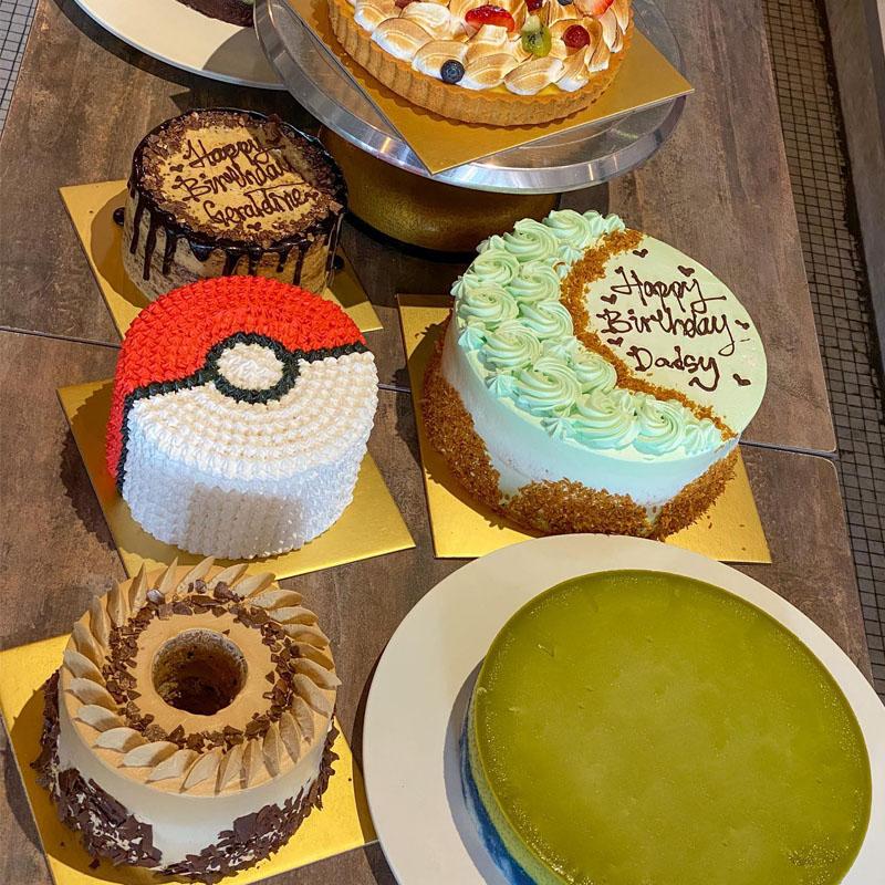 CAKE DELIVERIES