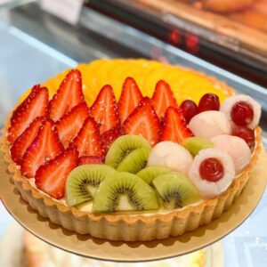 Fresh Fruit Tarte