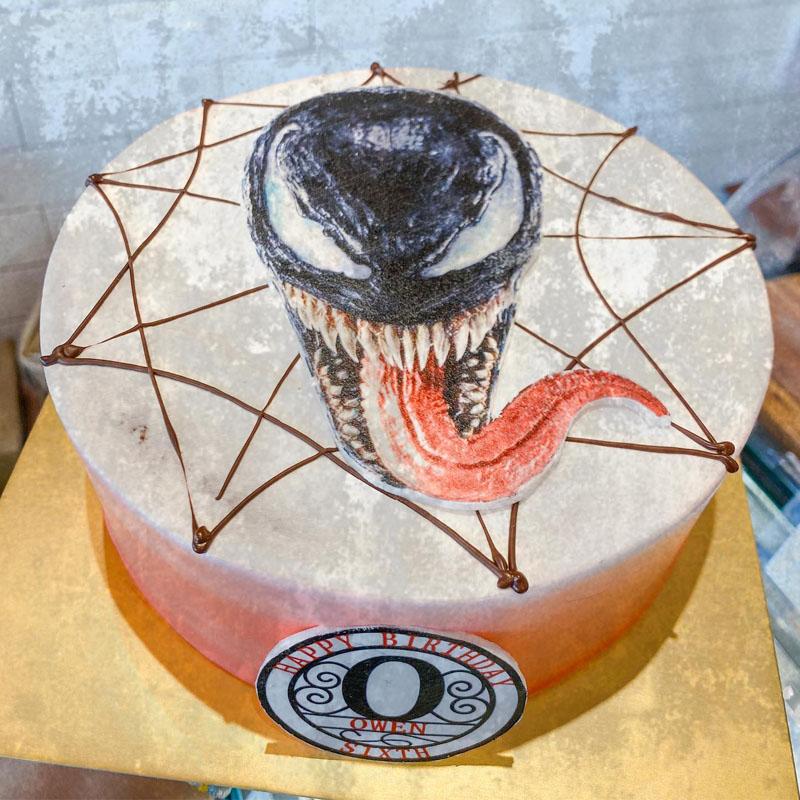 Custom Carnage cake