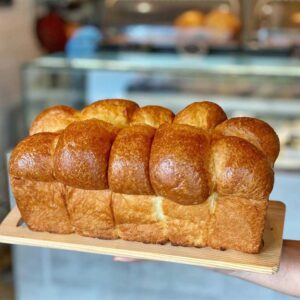 French Brioche Loaf